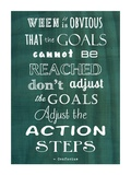 Goals Prints by Veruca Salt