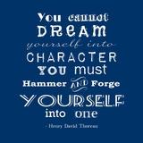 Character quote Poster von Veruca Salt