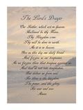 The Lord's Prayer - Sunset Prints by Veruca Salt