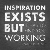 Inspiration Quote Pósters por Veruca Salt
