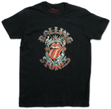 The Rolling Stones- Tattoo You Tour (slim fit) T-skjorte