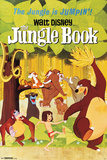 Walt Disney: The Jungle Book- One Sheet Print