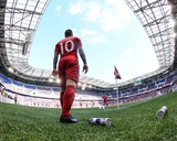 Mls: Toronto FC at New York Red Bulls Photo by Vincent Carchietta