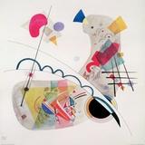Grave Forme Giclee-trykk av Wassily Kandinsky