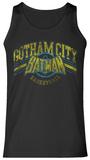 Tank Top: Batman- Gotham Basketball Ermeløs topp