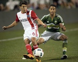 Mls: San Jose Earthquakes at Portland Timbers Foto af Troy Wayrynen