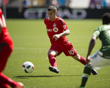 Mls: Toronto FC at Portland Timbers Photo by Troy Wayrynen
