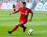 Mls: Columbus Crew SC at Toronto FC Foto af Kevin Sousa