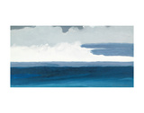 Ocean Horizon Poster di Rob Delamater