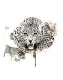 Leopardo Arte di Philippe Debongnie