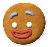 Shrek - Gingerbread Man Face Mask Masque