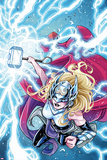 Mighty Thor No. 5 Cover Featuring Thor (Female) Posters by Laura Braga