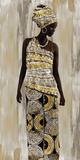 Kanga Lámina giclée por Mark Chandon
