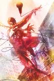 Marvel Knights - Daredevil Art Stampa