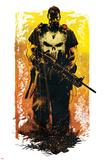 Marvel Knights - Punisher Art Design Poster