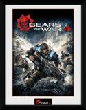 Gears of War 4 - Game Cover Stampa del collezionista