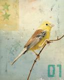 Bird I Giclee Print by Kareem Rizk