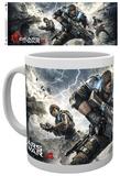 Gears of War 4 - Game Cover Mug Tazza