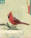 Oiseau IV Reproduction procédé giclée par Kareem Rizk