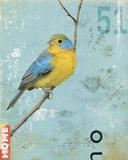Bird II Giclee Print by Kareem Rizk