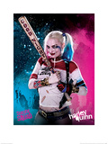 Suicide Squad- Harley Quinn Good Night Poster