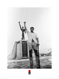 Muhammad Ali- Black Power Salute Print