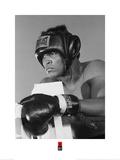 Muhammad Ali- Mental Training Plakater