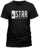 The Flash- S.T.A.R. Labs Emblem T-Shirts