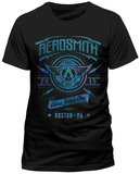 Aerosmith- Aeroforce One From Boston, MA Camiseta