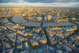 Jason Hawkes- London Evening Foto von Jason Hawkes