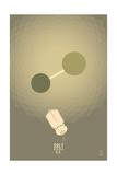Salt - Chemical Elements Posters par  Lantern Press