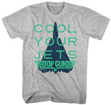 Top Gun- Cool Your Jets T-shirts