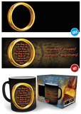 Lord Of The Rings - One Ring Heat Change Mug Taza