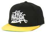 Whiz Khalifa- Scrpited Logo Snapback Chapéu