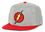 The Flash- Logo Snapback Hat