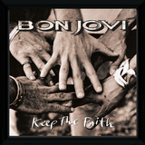 Bon Jovi - Keep The Faith Collector-tryk