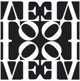 Love Typo Posters par  Braun Studio