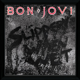 Bon Jovi - Slippery When Wet Collector-tryk