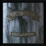 Bon Jovi - New Jersey Collector-tryk