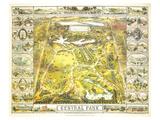 Central Park 1863 Pôsters por John Bachmann