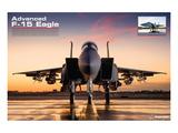 A-15 Eagle Superiority Fighter Poster tekijänä  Anonymous