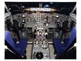 Boeing 737 1960s Cockpit Juliste tekijänä  Anonymous