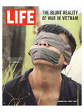 LIFE Captured Vietcong 1965 Posters
