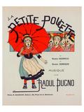 La Petite Poucette Prints by Louis Maurice Boutet De Monvel