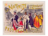 La Nativité - Pastorale Art by Etienne Moreau-Nelaton