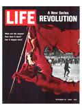 LIFE Revolution Causes… 1969 Pósters por  Anonymous