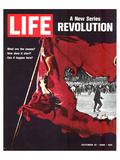 LIFE Revolution Causes… 1969 Pósters