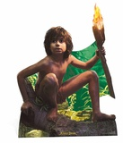 Mowgli - Live Action Jungle Book Cardboard Cutouts