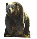 Baloo - Live Action Jungle Book Pappfigurer