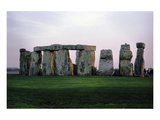 Stonehenge England Prints by  Anonymous